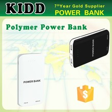 2015 new arriving polymer power bank for cellphones with ce rohs 10000mah