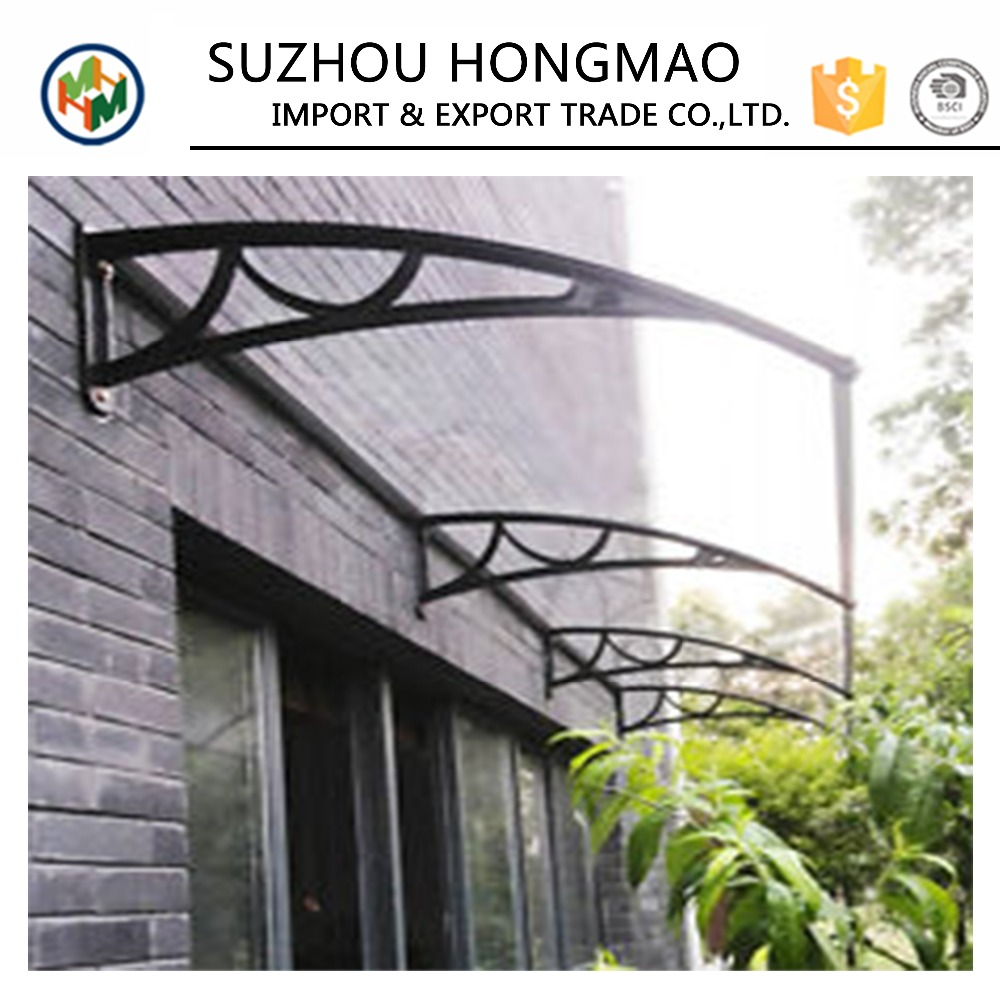 New design DIY aluminum outdoor canopy for Home garden