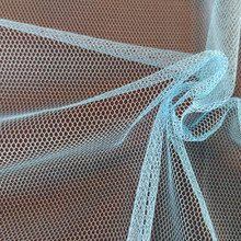 k 40D hexagonal hole quality white mosquito net fabric