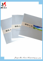 China supplier high quality cheap book printing CMYK book printer OEM printing