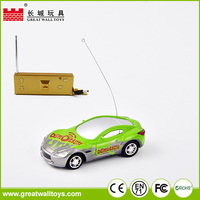 Good sell 1:67 scale rc 4ch for 2017 super light rc toy RC car