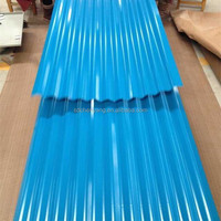 corrugated sheet blue roofing sheet