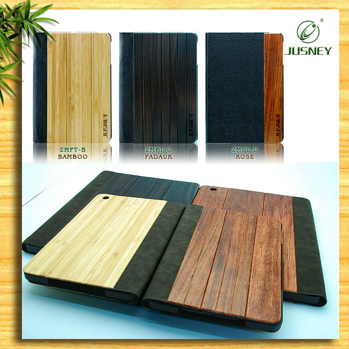 wholesale new wood bamboo products for ipad air case