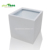 Fiberglass Light Weight Durable Square Planter Pots