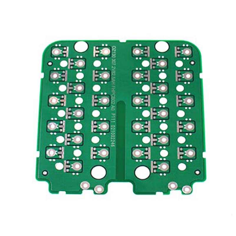 Mirror Copper Pcb Substrate Fr4 Pcb Board Assembly