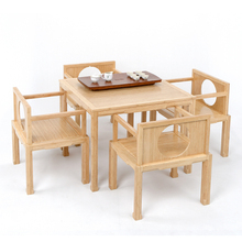 New Style Chinese Tea Table And Chaires Sets Wholesale