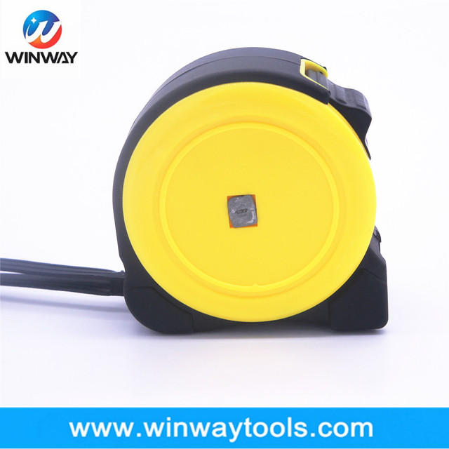 High impact rubber injection and corrosion resistant Tru zero end hook tape measure calculator