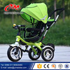 3 Wheel bicycle car style for kid/wholesale 3 wheels kid trike for sale/new style kids tricycle with music and light