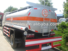 Best-selling Dongfeng 5m3 Fuel Tanker Truck 4x2 /Oil tanker truck for transport/ For Russian