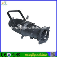 Profile Spot Ellipsoidal 200W COB 4in1 LED COB Stage Light