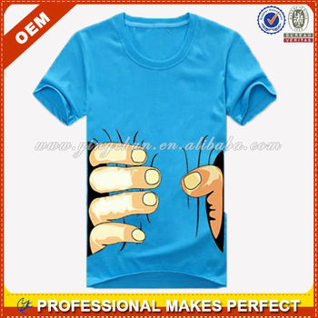 No Problem Fashionable T Shirt Printing Yct C0231 View