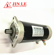 High Speed 12V 1200W Permanent Magnet DC Motor hydraulic