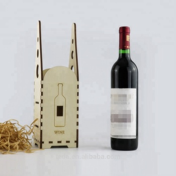 High quality popular fashion wooden wine box