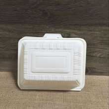 China factory corn starch takeaway food container,food box