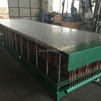 Hydraulic Pressure System FRP Grating Making