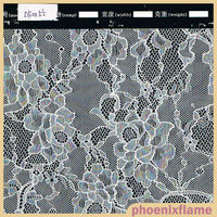 cotton nylon lace
