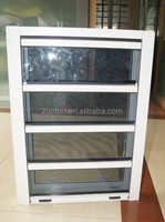 french louver glass shutter windows