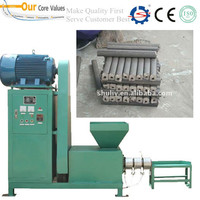 Multifunction Rice Husk Charcoal Briquette Machine Charcoal Briquette Machine 008615838159361