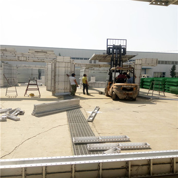 Boyang TOP sell Aluminium concrete forms sale manufacturer/ Durable aluminum concrete formwork