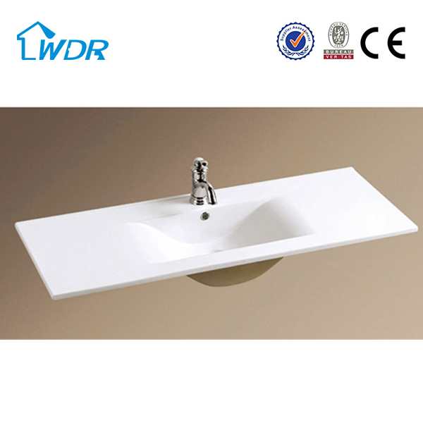 Sanitary ware ceramic bathroom cabinet basin