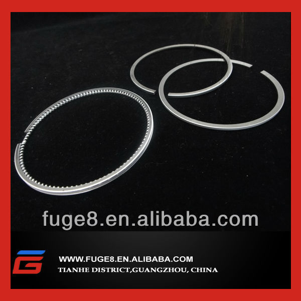 small engine piston ring for Nissan FD6T diesel engine