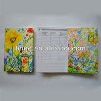 Hardcover Diary Notebook