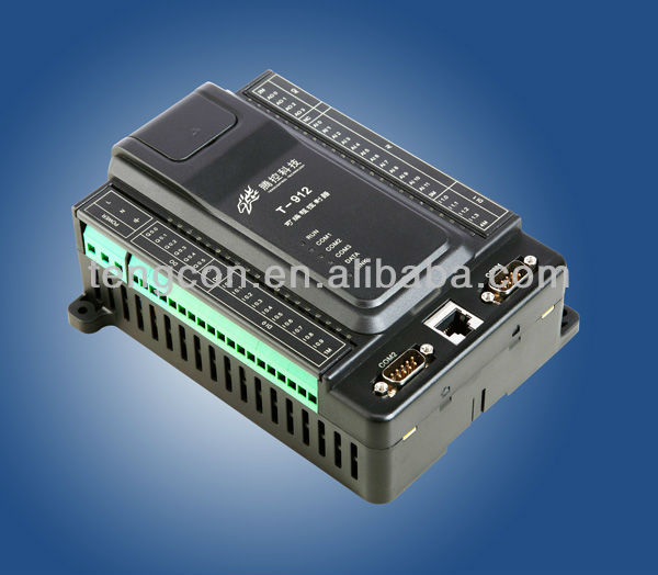 Wide Temperature PLC TENGCON T-912 programmable logic controller