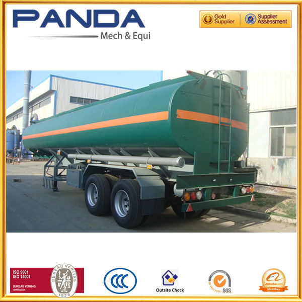 PANDA Oil Tanker Man Diesel Trailer Truck For Transport