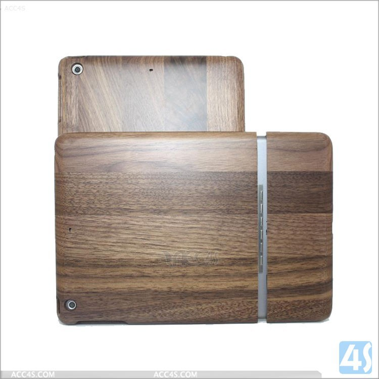 for ipad mini wood cover,blank wood case for iPad mini
