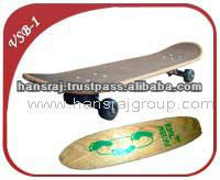 Toy And Hobbies Products Wooden Skate