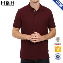 polo t shirt for men stock polo shirt zipper collar polo shirt