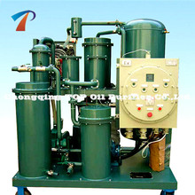 Skillful Manufacture Hydraulic Oil Purifying Unit/Lubricant Oil Refining Plant/Refrigeration Oil Regeneration Equipment