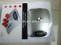 LCD Digital Electric Kitchen Weighing Scales Postal Parcel Food Weight sacle for healthy diet