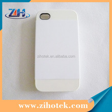 Card Insert 3D sublimation blank phone case for iPhone 4/4s