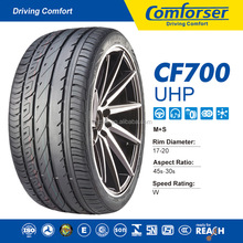 Cheap car tyres radial 215/70r15COMFORSER PCR radial passenger car tire for chinese electric car