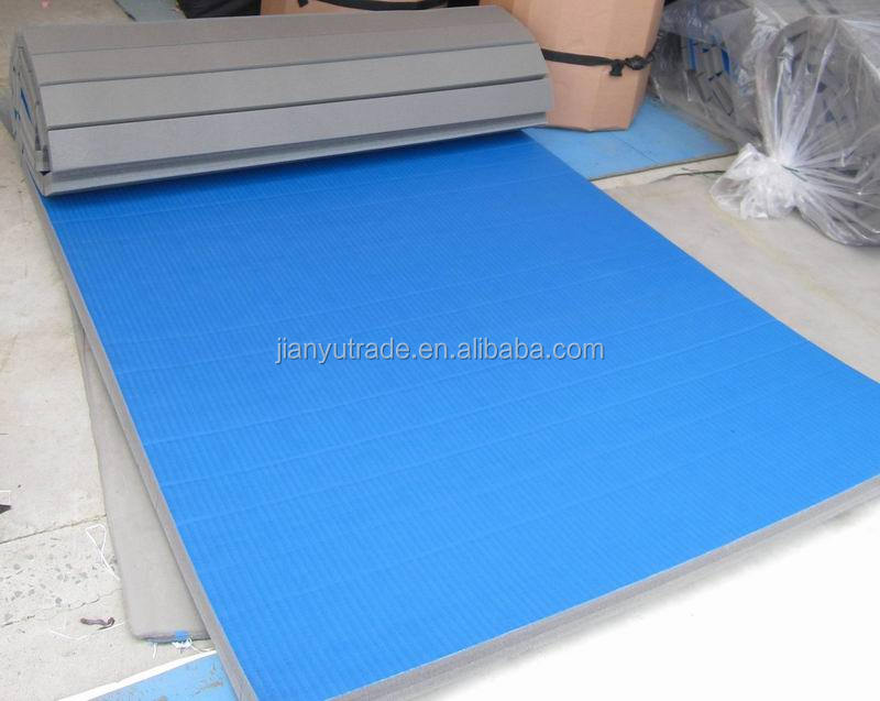 Anti-slip PVC floor/door Mat in Roll Dollamur flexi roll gymnastic mats