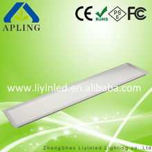 60X60 Diffused Square Slim LED Ceiling Panel Light High Brightness 40W LED Panel Light