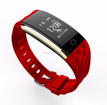 2018 New Trending Product Fitness Wristband Activity Tracker Band S2 Smart Bracelet With Dynamic Heart Rate Sensor