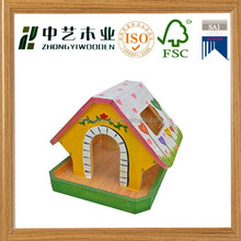 Directly Factory Price Garden Perfect Wooden Insect House for Animals