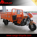 Heavy duty 3 wheel motorcycle with 250cc motor engine/5 wheeler motorcycle