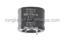 low voltage capacitor 100uf 25v