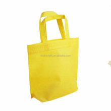 Recycled eco waterproof cheap folding shopping bag