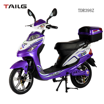 hot TAILG 48v 12AH 350W cheap electric scooter for adults for sales