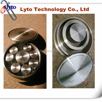 Tungsten Carbide Bowl 150 1000g Laboratory