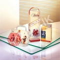 transparent box for baby products