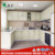 American style Kitchen Cabinet with white painting and shaker