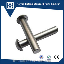 OEM ODM design Steel structure screw rivet rivet head screw