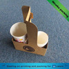 New Design Firm Eco-friendly Coffee Cup Packaging Tray