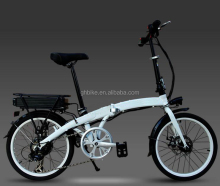 mini 250W Europe a2b electric folding bike