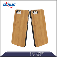 Real eco friendly wood mobile phone cover personalized beautiful mobile phone back cover